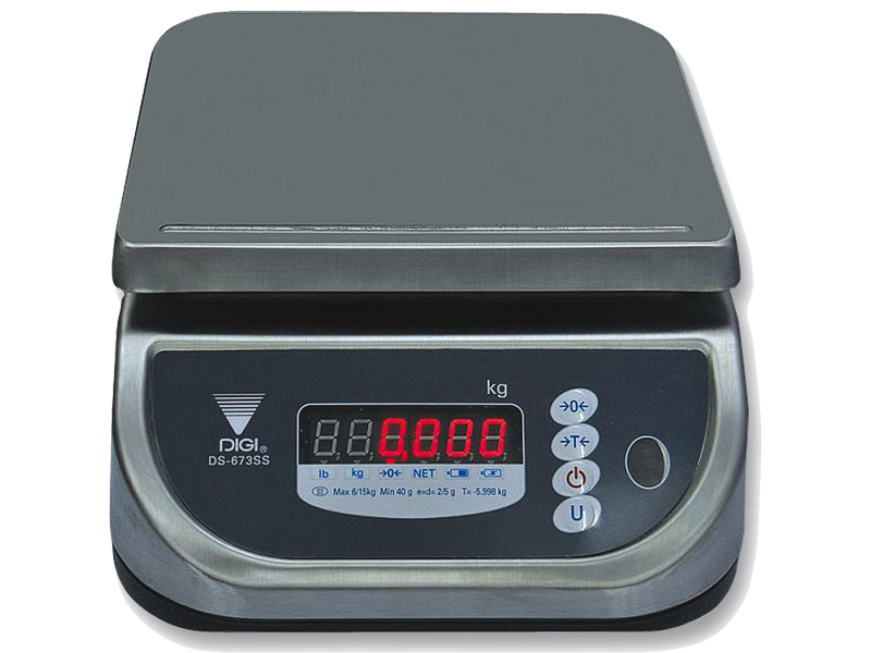 DIGI DS-673SS ( Stainless Steel )